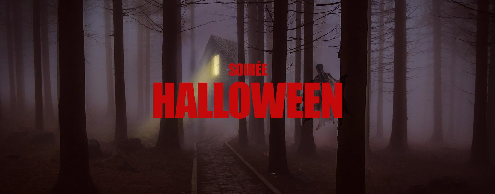 halloween slide