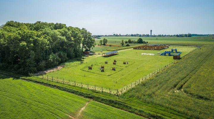 Jumping Forest vue du ciel - Sébastien Baus Vidéaste_Drone Vidéo Service (18)